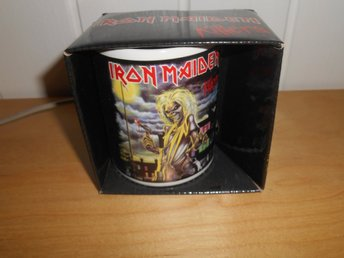 Iron Maiden - NY mugg - Killers