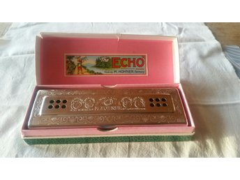 The Echo Harp.M.Hohner.made in Germany.