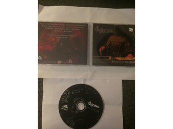 Vulcano - Tales From The Black Book (Cd)