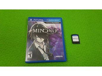 Mind 0 (Zero)  Playstation Vita ps