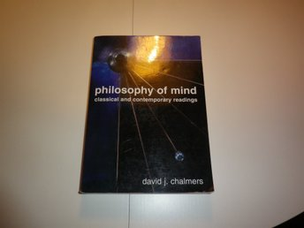 Philosophy of mind - Chalmers Ny bok ISBN:9780195145816