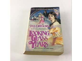 Bok, Looking Glass Years, Jill Gregory, Pocket, ISBN: 071152003959, 1987