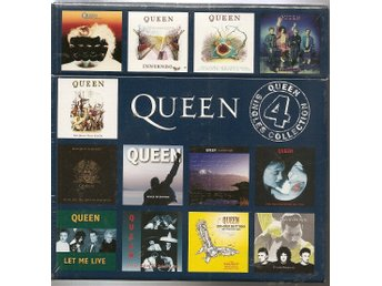 Queen: Box Set - Singles Collection Volume 4-Ny & Inplastad-