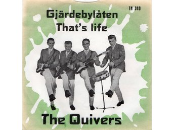 The Quivers: Gjärdebylåten+1