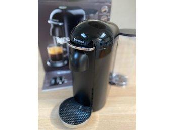 kaffebryggare med kapslar