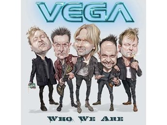 Vega: Who we are 2016 (CD) Ord Pris 149 kr SALE