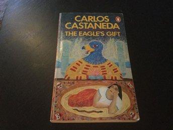 "Pocket, Carlos Castaneda"" The Eagles gift"" engelska. - Kristianstad - Pocket, Carlos Castaneda"" The Eagles gift"" engelska. - Kristianstad"