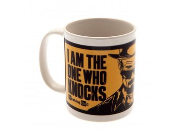 Breaking Bad Mugg Knocks