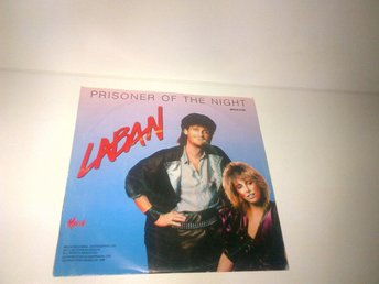 Laban - Prisoner Of The Night, vinyl EP