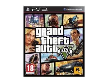 GTA V / GTA 5 - PS 3 - Hägersten - GTA V / GTA 5 - PS 3 - Hägersten