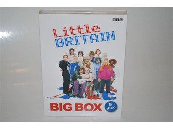 Little Britain big box - Säsong 1 2 3 extramaterial - Ramlösa - Little Britain big box - Säsong 1 2 3 extramaterial - Ramlösa