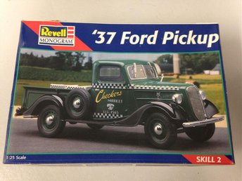 Revell -37 Ford PU