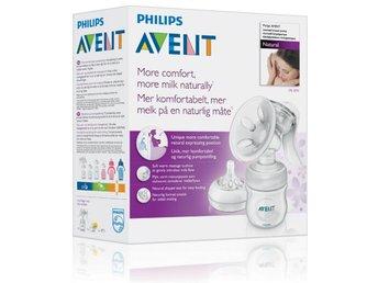 Philips Avent Comfort manuell bröstpump - örebro - Philips Avent Comfort manuell bröstpump - örebro