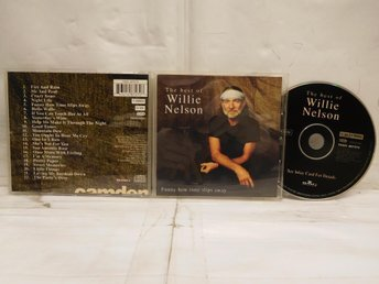 WILLIE NELSON - FUNNY HOW TIME SLIPS AWAY - BEST OF