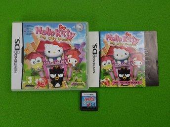 Hello Kitty Big City Dreams DS Nintendo DS - Hägersten - Hello Kitty Big City Dreams DS Nintendo DS - Hägersten