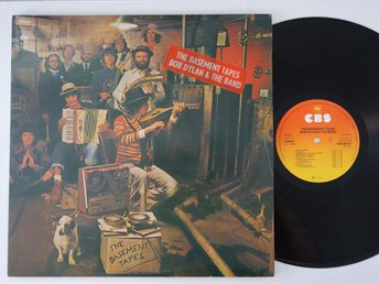 Bob Dylan & the Band - Basement tapes CLASSIC 2-LP!