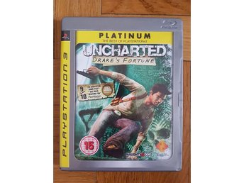 Uncharted / Drake's Fortune / PS3 Spel