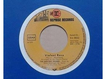 The Electric Prunes title* Sell / Violent Rose* US 7""
