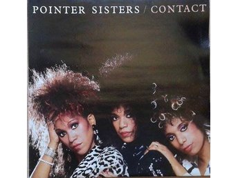 Pointer Sisters title* Contact* RnB, House, Downtempo LP Canada