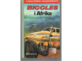 W.E. Johns: Biggles i Afrika
