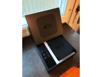Apple TV 4 (4:e generationen) • 64 GB • Fint skick!