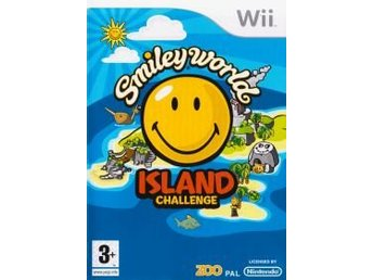 Wii - Smiley World Island Challenge (Beg)