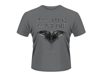 GAME OF THRONES ALL MEN MUST DIE T-Shirt - Large