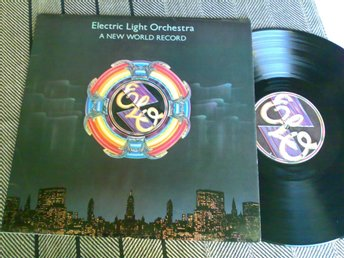 Electric Light Orchestra , ELO : A NEW WORLD RECORD ( 1976 )
