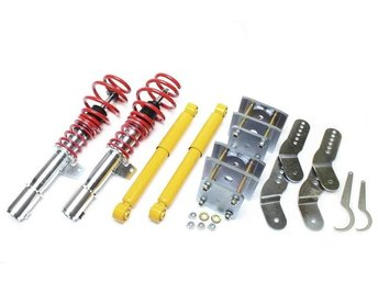 TA Technix coilover kit VW Caddy 3 50mm