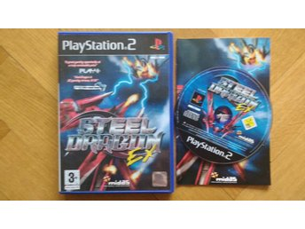 PlayStation 2/PS2: Steel Dragon EX