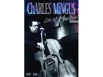 Mingus Charles: Live at Montreux 1975 (DVD)