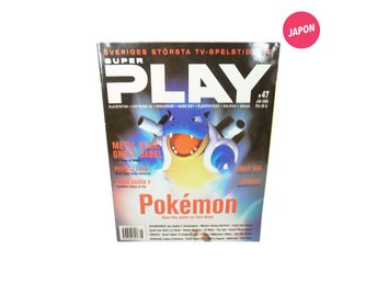 "Super Play, Nr 47 2000 ""Pokemon"""