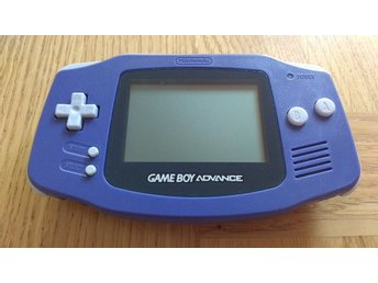Gameboy Game Boy Advance GBA (bra skick)