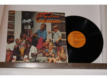 Jerry Reed - Mind Your Love -  LP (Vinyl)