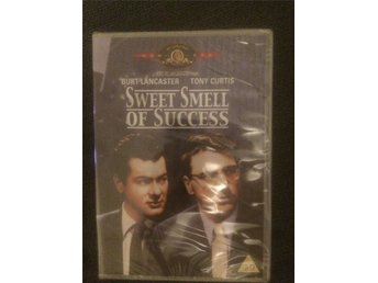 Sweet Smell of Success / Segerns sötma (1957) Burt Lancaster Tony Curtis Import