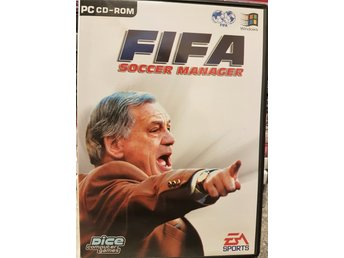 PC  CD-ROM  FIFA Soccer Manager