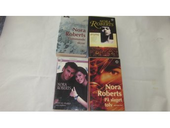 4 pocket  av Nora Roberts