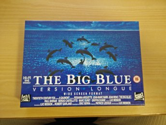The Big Blue, Limited Collectors Box, Longue Version, Widescreen