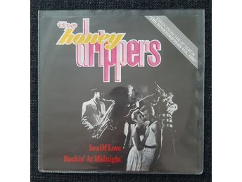 The Honeydrippers ( Robert Plant) - Sea of Love 7""