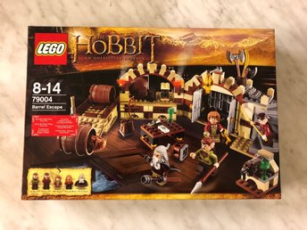 LEGO The Hobbit 79004 Barrel Escape - Ny