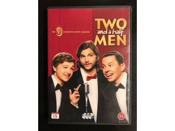 Two and a halv men - Säsong 9 - DVD-box