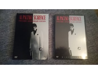 Scarface, 2003, 2-Disc Set, Widescreen Reg 1 DVD Reg1