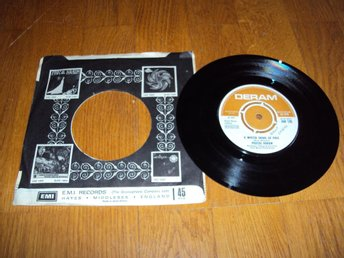 Procol Harum - A whiter shade of pale (7'')