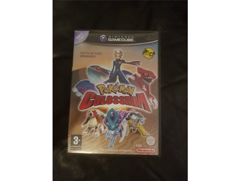 Pokémon Colosseum GC