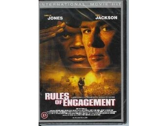 Rules of Engagement  *Ny oanvänd dvd*