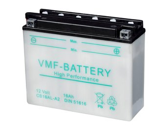 VMF Powersport Batteri 12 V 16 Ah (S)CB16AL-A2