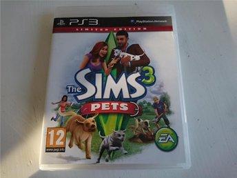 - The Sims 3 Pets PS3 - - Arvidsjaur - - The Sims 3 Pets PS3 - - Arvidsjaur
