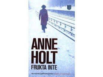 Pocket: Frukta inte av Anne Holt - Norrköping - Pocket: Frukta inte av Anne Holt - Norrköping