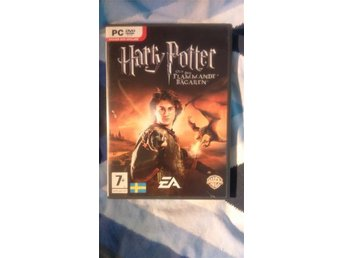 Harry Potter och den flammande bägaren - PC Spel