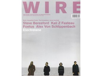 THE WIRE ISSUE 255 MAY 2005